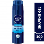 Nivea Shaving Gel Cool Kick 200Ml