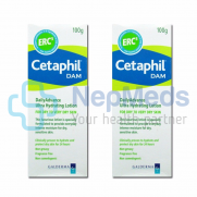 Cetaphil Dam Daily Advance Ultra Hydrating Lotion 100g