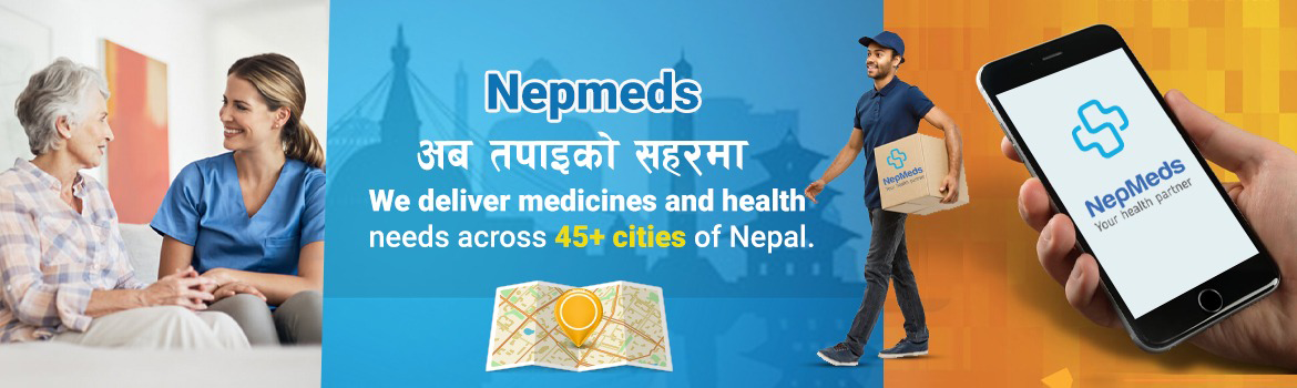 NepMeds - Cities